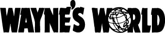 Wayne's World Logo